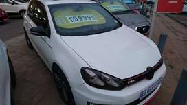 Vw Golf GTi VI 2.0 Turbo 155kw