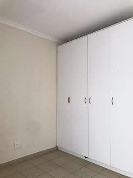 Semi furnished apartment avaliable for sharing with a young profession