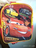 Новый рюкзак Маккуин