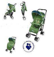 Aluminiowy wózek spacerowy typu parasolka Handy firmy Baby Design