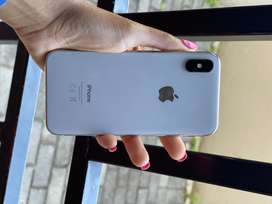Iphone X 64GB for sale (White)