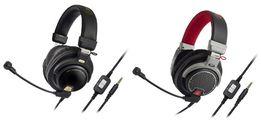 Новые! Премиум игровые наушники Audio-Technica ATH-PDG1 гарнитура.