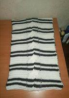 Широкий шарф,шарф плед