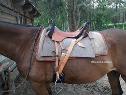 Siodło staropolskie - cavalry polish saddle