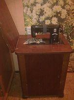 ножная швейная машина Веритас класса 8010