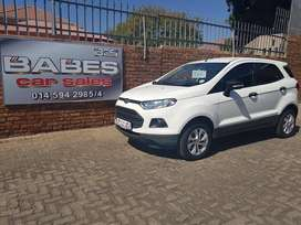 (833) FORD ECOSPORT 1.5 TIVCT AMBIENTE