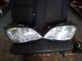 Mercedes Benz ml complete xenon head lights