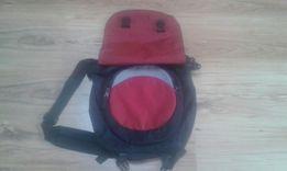 Torba na ramię, plecak firmy Jansport