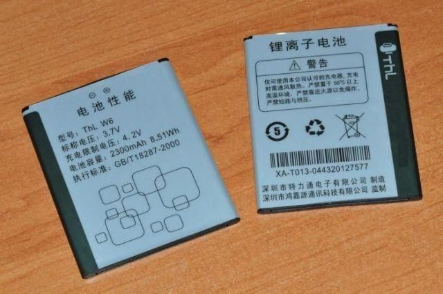 аккумулятор к смартфон THL W6 w6+ Житомир - изображение 2