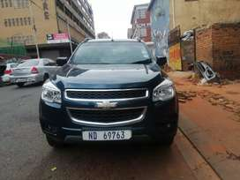 2014 Chevrolet trailblazer lcv