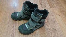 Зимние сапоги и ботинки Экко 32р.