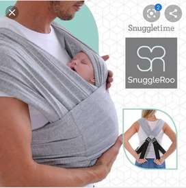 Snuggelroo Baby carrier wrap