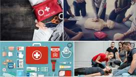 FIRST AID LEVEL 1-3  AT LTC