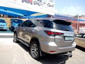 Manual Toyota fortune 2. 8