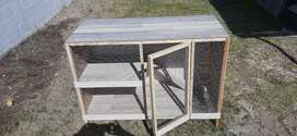 Rabbit hutch / cage