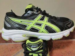 Asics buty Gel Galaxy damskie rozmiar 36 wkładka 22,5 cm czarne