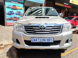 Toyota Hilux 3.0 D4D 4x4 2010 double cab for Sell