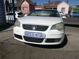 2006 polo classic 1.6 80000kms