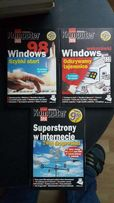 Windows Poradniki 3 książeczki