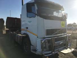 2005 Volvo FH12-420 V2 6x4 Truck Tractor Manual