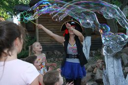 Аниматоры, ведущие,тамада. Аквагрим. Шоу мыльных пузырей в Донецке!