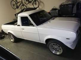 Nissan 1400 for Sale With 4AGZE Turbo Engine