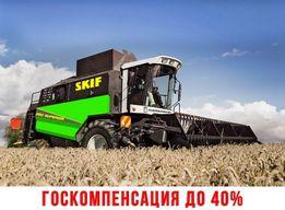 Комбайн зерноуборочный СКИФ 280 SUPERIOR (Sampo SR 3085)