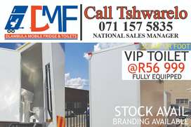 Mobile VIP Toilets for sale, Executive Toilets For Sale. Mining