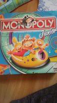 Monopoly junior Parker gra dla dzieci