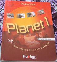 Język niemiecki - Planet