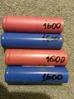 18650 многозарядные акб батарейки 3.7v
