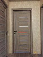 Дверь межкомнатная дерево экошпон 3700 руб(Донецк Макеевка)