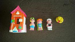 Zabawka domek plażowy