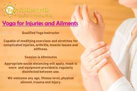 Yoga for Injuries and Ailments
