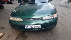 Mazda 626 automatic  at low  price
