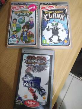 Psp  games from 49 eac