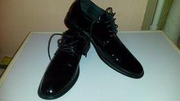 Мужские кожанные туфли RAZIL