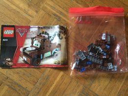 The Cars Lego 8201 i 8426 unikat