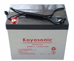 Akumulator Żelowy Koyosonic NPG-80Ah 12V Tokarex