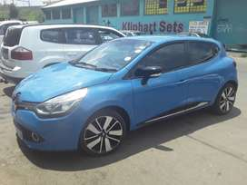 2013 RENAULT CLIO 1.4 TURBO