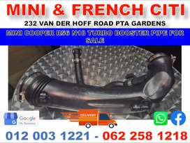 Mini cooper N18 R56 new turbo booster pipe for sale