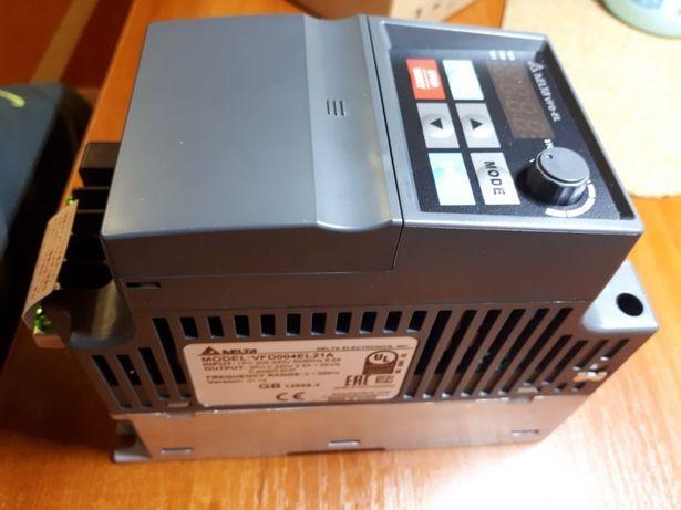 Частотный преобразователь Delta Electronics VFD004EL21A