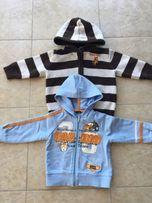 Sweter i bluza bdb 80-86