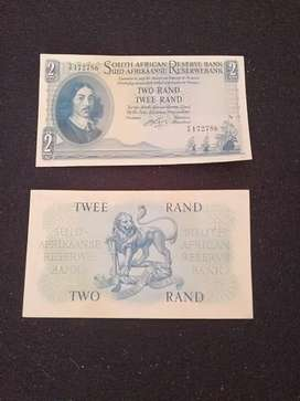 Collectors old R2 Note's