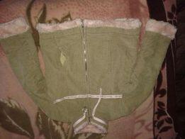 Куртка на девочку 4- 5лет