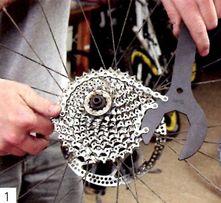 Ремонт велосипеда.Замена кассеты,цепи велосипеда. Настройка.Велоремонт