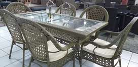 7 piece outdoor set