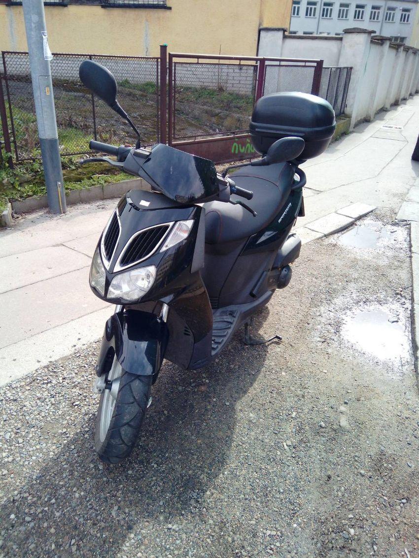Aprilia Sportcity 125 9,3 kW 0
