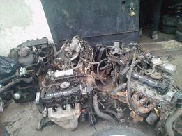 Двигатель Мотор Двигун б/у На До Дэу Ланос Разборка Daewoo Lanos