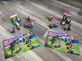 Zestaw zestawy Lego Friends Letni obóz łuczniczy 41120 klocki lalka